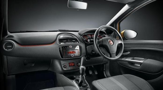 Fiat Punto Evo facelift Indian-spec