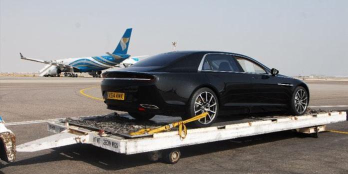 Aston Martin Lagonda pre-production 2