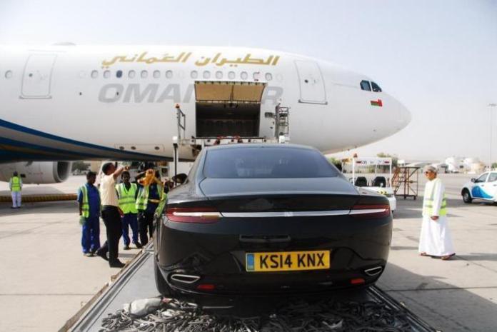 Aston Martin Lagonda pre-production 3