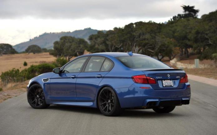 BMW S1 M5 tuned by Dinan 2