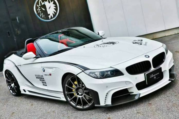 BMW Z4 by Rowen Japan