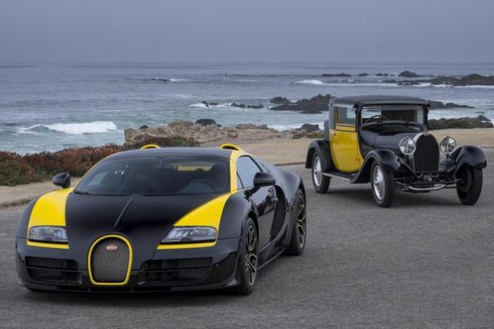 Bugatti Grand Sport Vitesse 1 of 1 edition