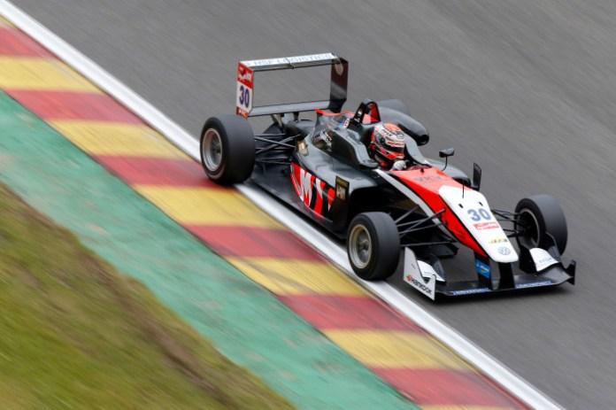 FIA Formula 3 European Championship, round 5, Spa-Francorchamps (BEL)