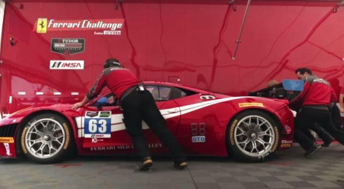 Ferrari Laguna Seca