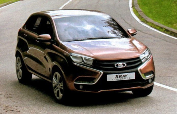 Lada Vesta and XRay Concepts (4)