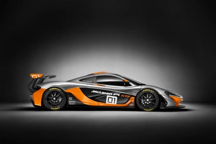 McLaren P1 GTR Design Concept (4)