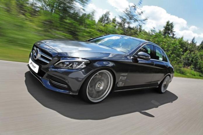 Mercedes-Benz C220 BlueTEC by Schmidt Revolution (6)