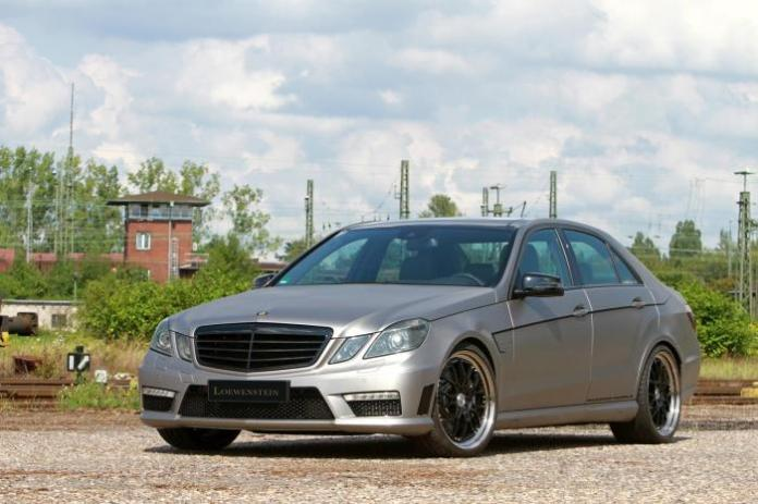 Mercedes-Benz E63 AMG pre-facelift by Loewenstein 1