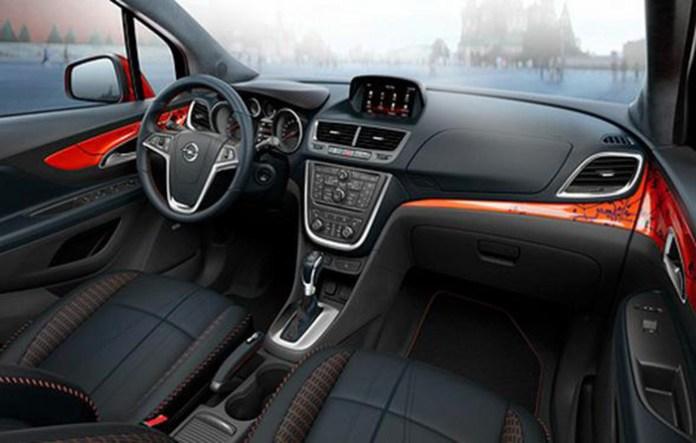 Opel Mokka Moscow Edition 4
