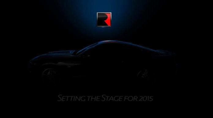 Roush S550 teaser