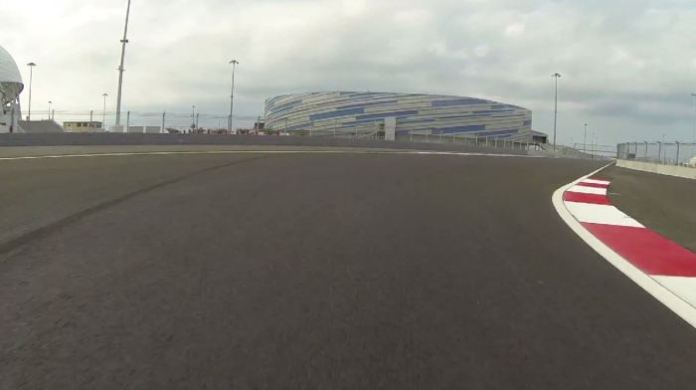Sochi Lap