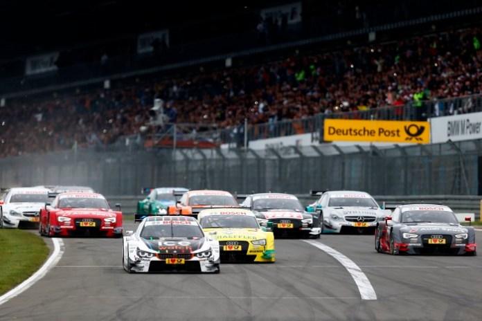 Motorsports / DTM 7. race Nürburgring
