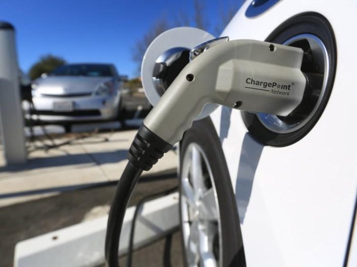 ev charger ev charging station