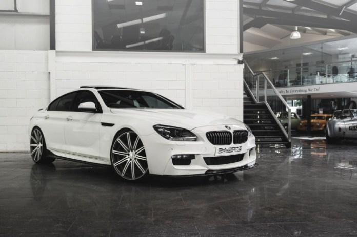 BMW Gran Coupe SV by Mulgari