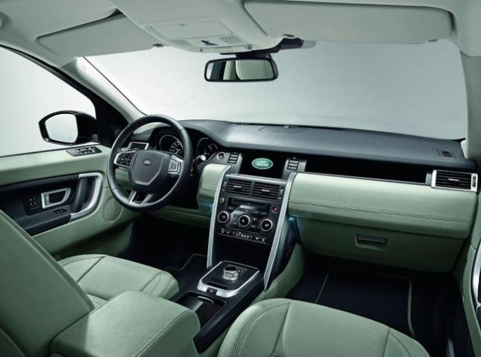 2015 Land Rover Discovery Sport 22