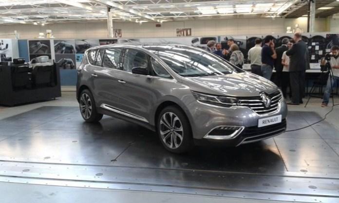 2015 Renault Espace (1)