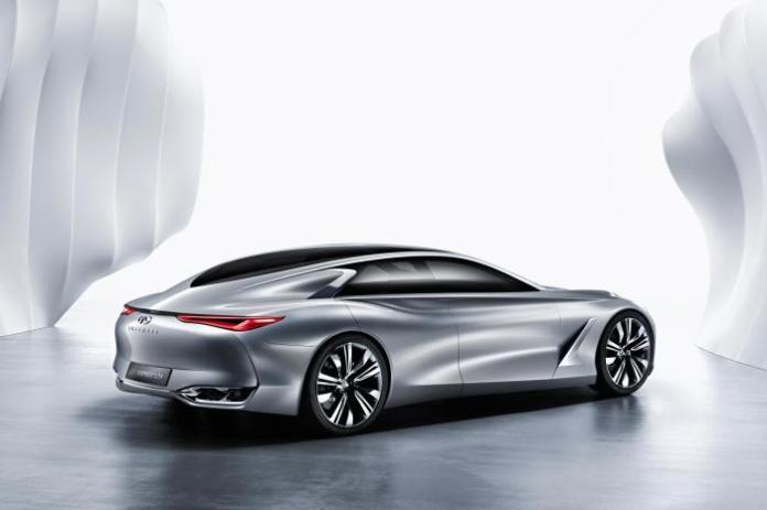 Infiniti Q80 Inspiration - Paris Motor Show 2014
