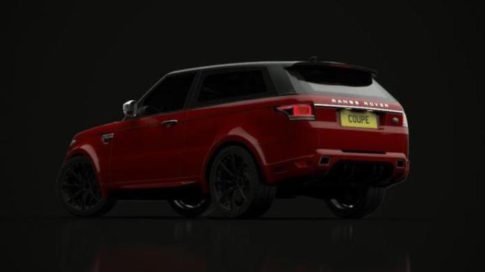 AJP Design Range Rover RS Sport Coupe 3