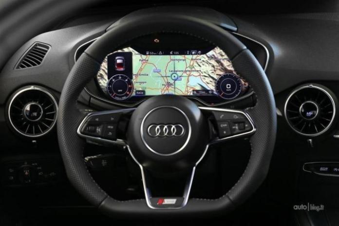 Audi TT Nuvolari special edition 7