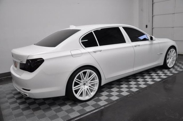 BMW 760Li LeBron James (5)