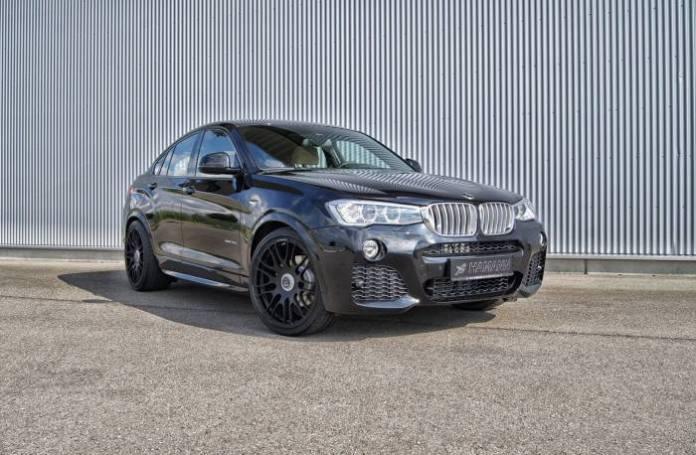 BMW X4 by Hamann