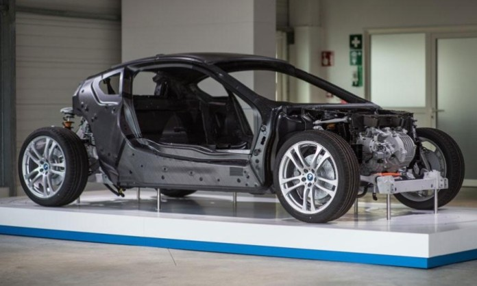 BMW-i8-Prototype-Drive-Review-Carbon-Fiber-Shell