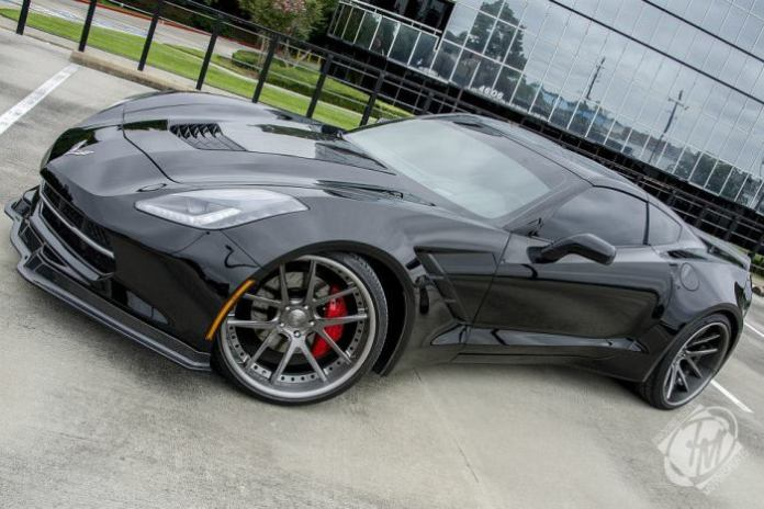 Chevrolet C7 Corvette Stingray wideboyd by Progressive Motorsports (6)