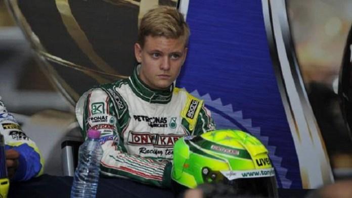 Mick Jr Schumacher