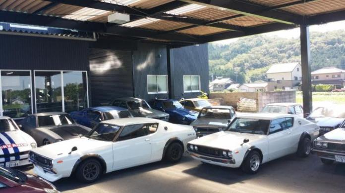 JDM garage 1