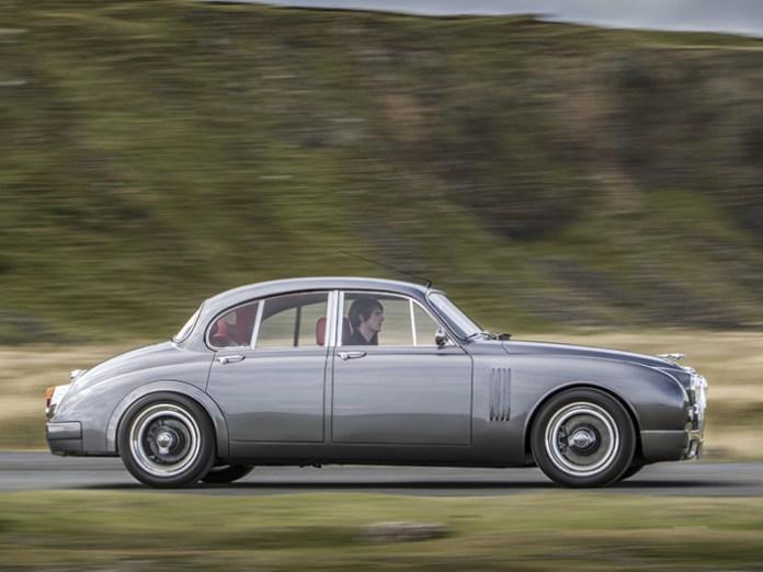 Jaguar Mk2 by Callum 2