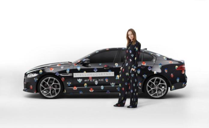 Jaguar XE by Stella McCartney (1)