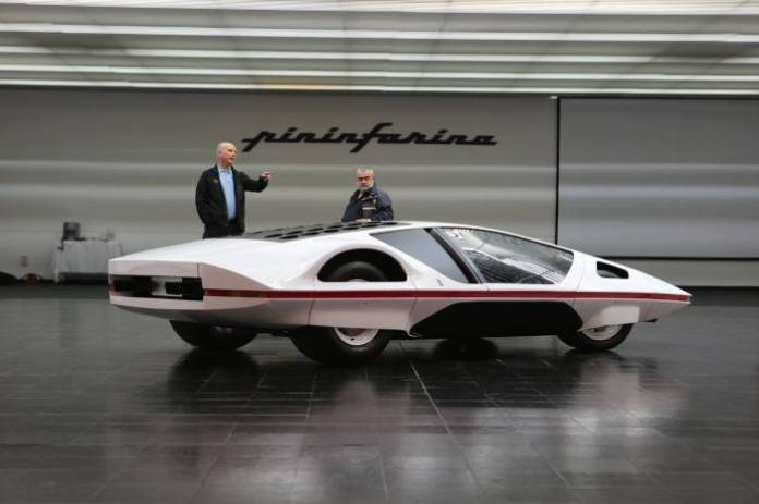 James Glickenhaus one-off Ferrari 512S Modulo Pininfarina (1)