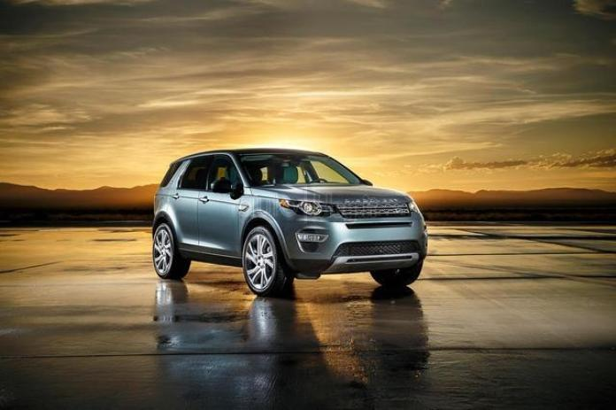 Land Rover Discovery Sport leaked photos (2)