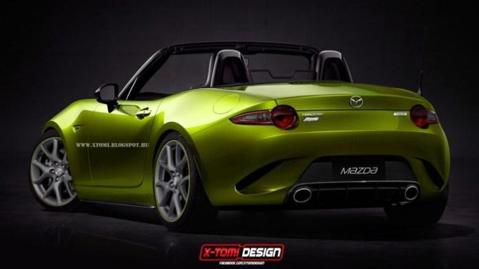 Mazda MX-5 rear2