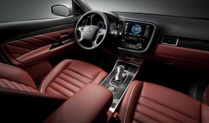 Mitsubishi Outlander PHEV Concept-S (3)