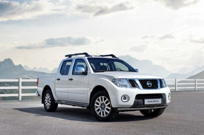 Nissan Navara 2015 Euro-Spec