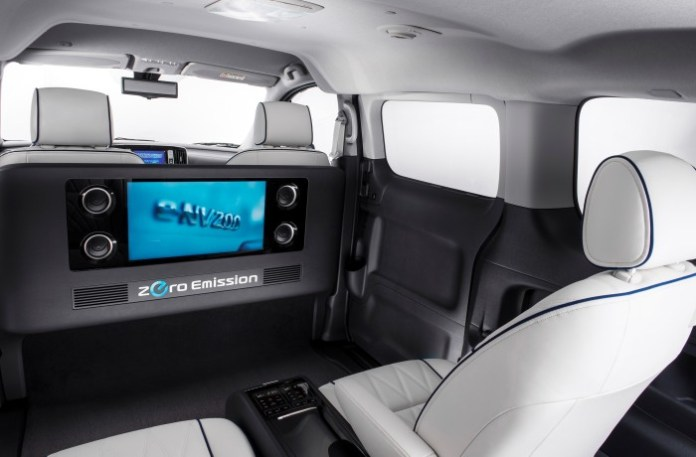 Nissan e-NV200 VIP Concept (2)