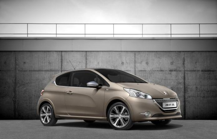 Peugeot 208 XY JBL limited edition (1)