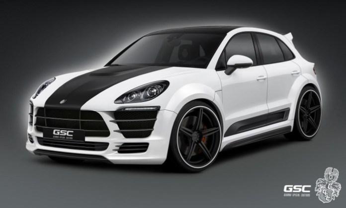 Porsche Macan by German Special Customs (1)