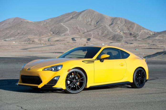Scion FR-S Release Series 1.0 7
