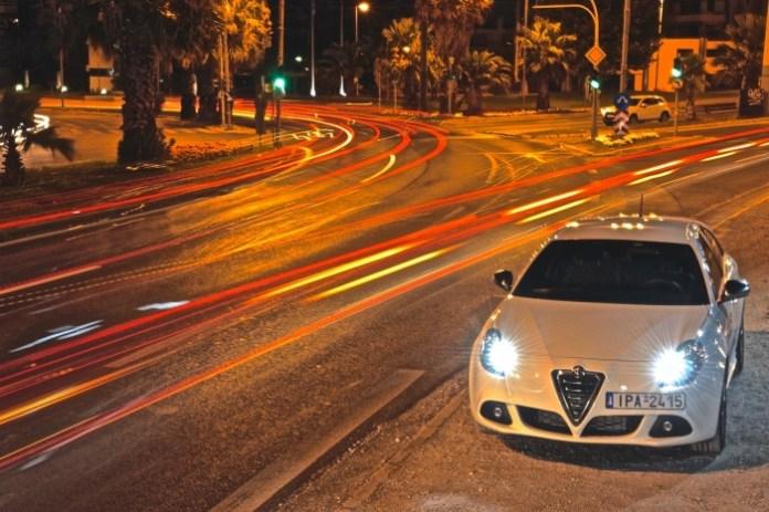 Test Drive- Alfa Romeo Giulietta - 238