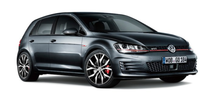 VW Golf GTI Special Edition in Japan
