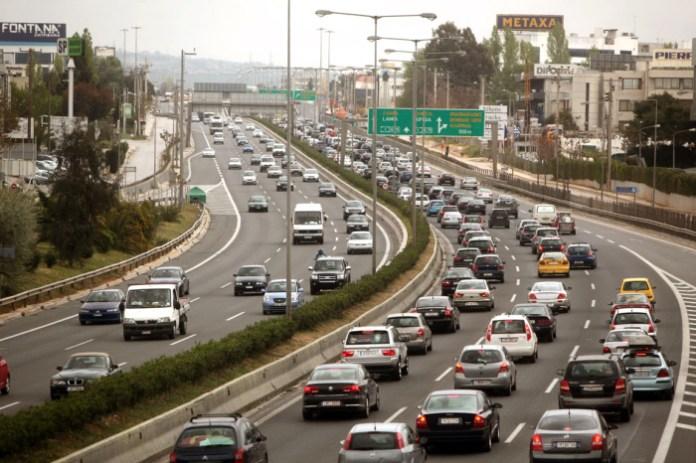 tekmiria kinisi traffic
