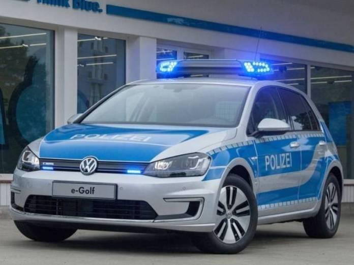 vw e-golf police (1)