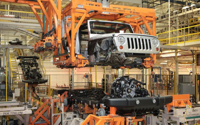 2011-jeep-wrangler-production-line-front-view