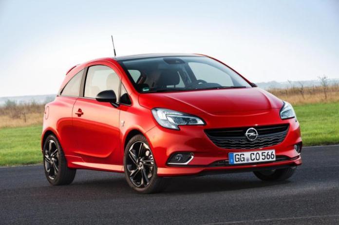 2015 Opel Corsa OPC Line 2