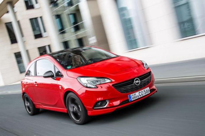 2015 Opel Corsa OPC Line 5