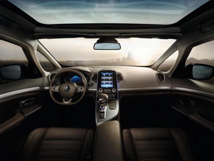 2015 Renault Espace live at Paris Motor Show 3