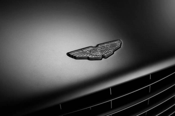 Aston Martin Satin Jet Black Vanquish Coupe (4)