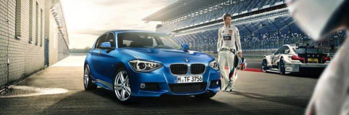 BMW 1-Series DTM Sport Edition (1)